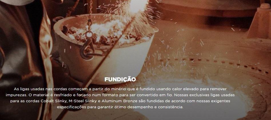 ENCORDOAMENTO VIOLÃO AÇO ERNIE BALL 011 LIGHT EARTHWOOD