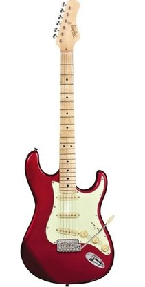 Guitarra Tagima Classic Series T635 Vermelha Strato Outlet