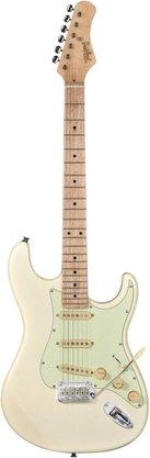 Guitarra Tagima T 635 Classic Branco Vintage Strato