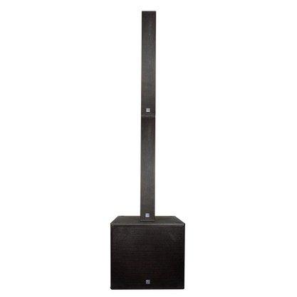 Sistema Amplificado Dbr Array Va5000 Xt 2000W Rms Profissional